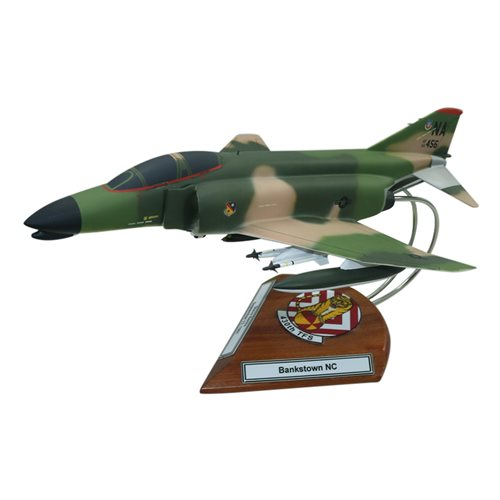 Design Your Own F-4 Phantom Custom Airplane Model