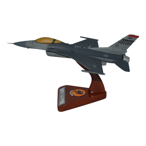 36 FS F-16C Custom Aircraft Model  - View 2