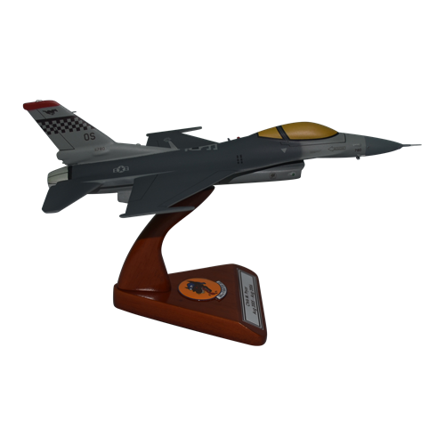 36 FS F-16C Custom Aircraft Model  - View 4