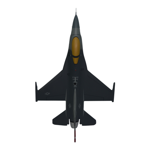 36 FS F-16C Custom Aircraft Model  - View 5