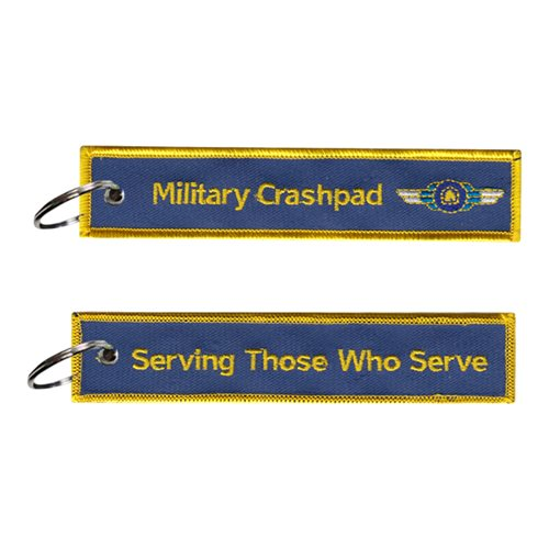 Military Crashpad Key Flag