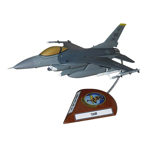 14 FS F-16C Custom Aircraft Model