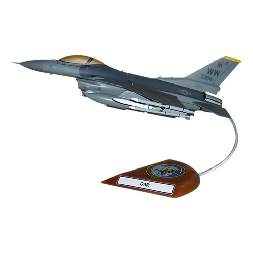 14 FS F-16C Custom Aircraft Model  - View 2