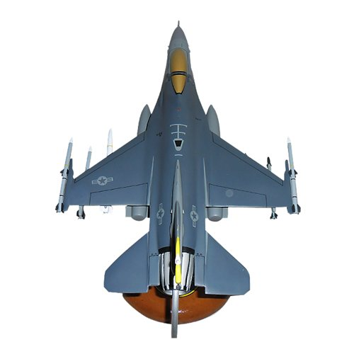 14 FS F-16C Custom Aircraft Model  - View 5