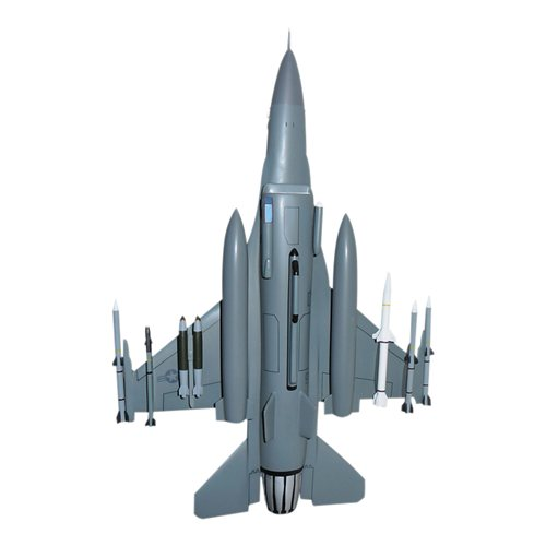 14 FS F-16C Custom Aircraft Model  - View 6