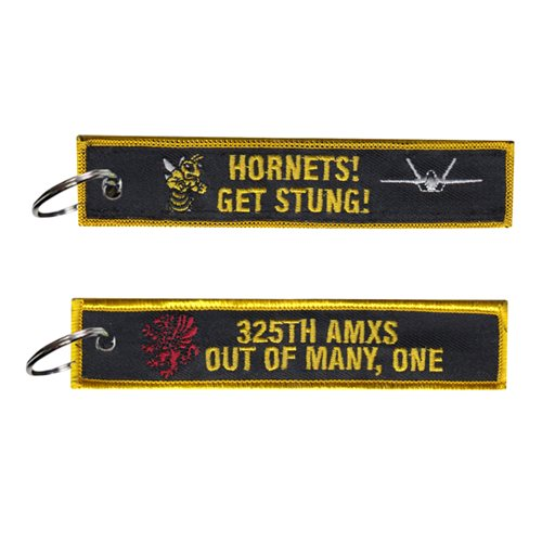 43 AMU Hornet Key Flag