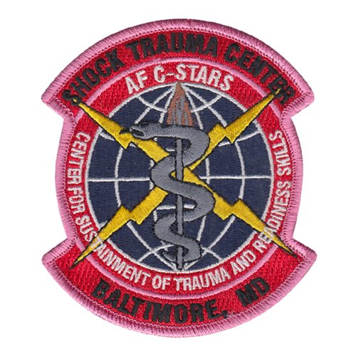 C-STARS STC Baltimore Patch