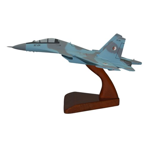 Design Your Own SU-30 Flanker Custom Airplane Model - View 2