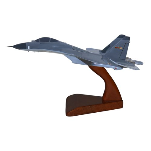 Design Your Own SU-30 Flanker Custom Airplane Model - View 3