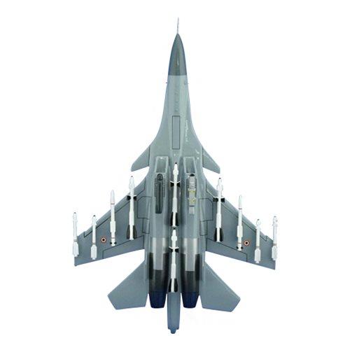 India SU-30MKI Flanker Custom Aircraft Model
