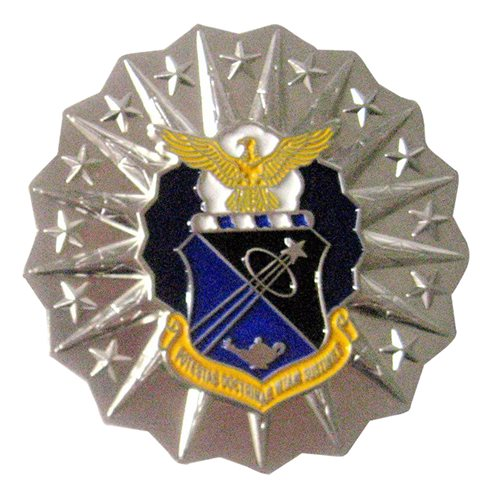 USAFA Department of Astronautics Challenge Coin - View 2
