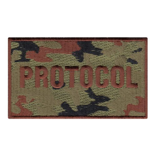 USAFE Protocol Camo Patch