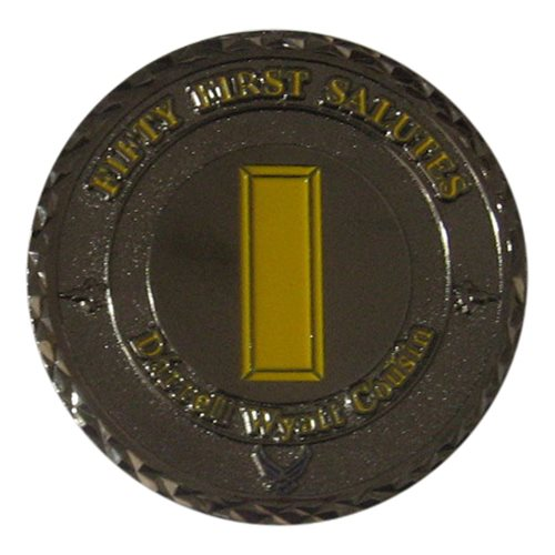 50 first Salutes Coin