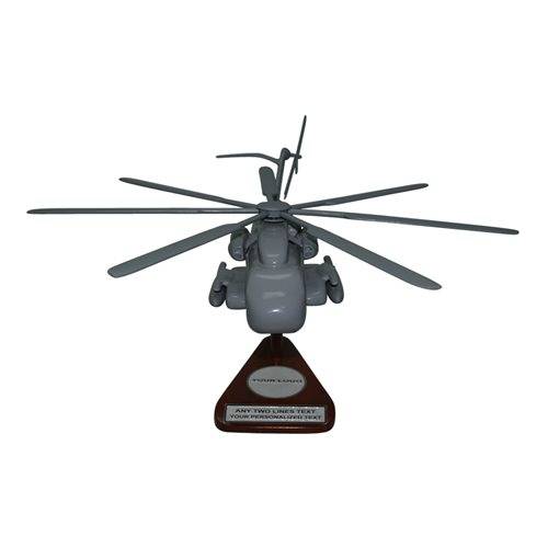 Design Your Own CH-53E Super Stallion Custom Airplane Model - View 2