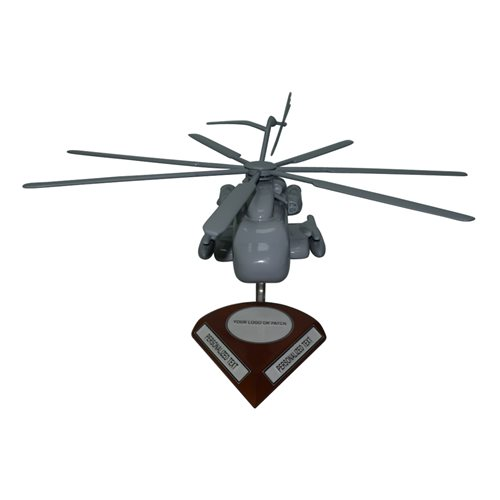 Design Your Own CH-53E Super Stallion Custom Airplane Model - View 4