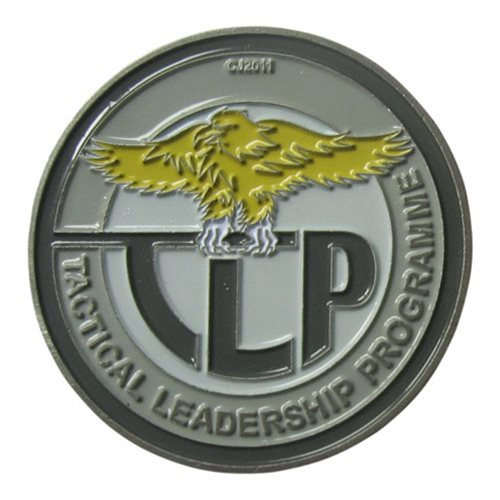 TLP Spain Challenge Coin