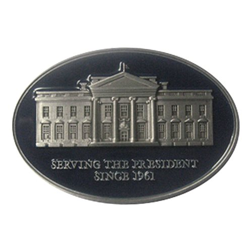 The White House Situation Room Coin - View 2