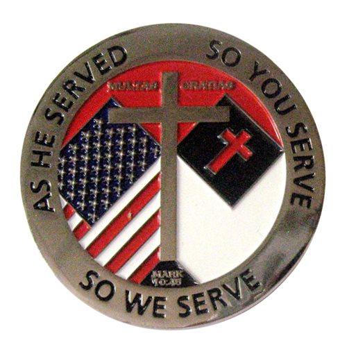 Hiland Park Baptist Church Challenge Coin - View 2
