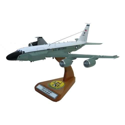 Design Your Own RC-135 Rivet Joint Custom Airplane Model
