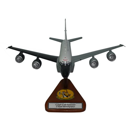 Design Your Own RC-135 Rivet Joint Custom Airplane Model - View 4