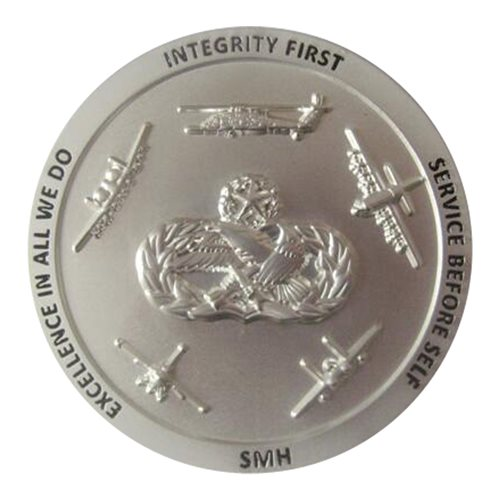 23 MXG Challenge Coin - View 2