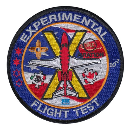 Eclipse Aerospace Flight Test Patch