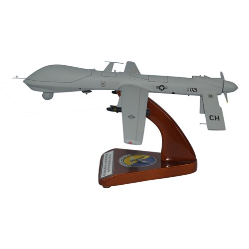 Design Your Own MQ-1 Predator Custom Airplane Model - View 2
