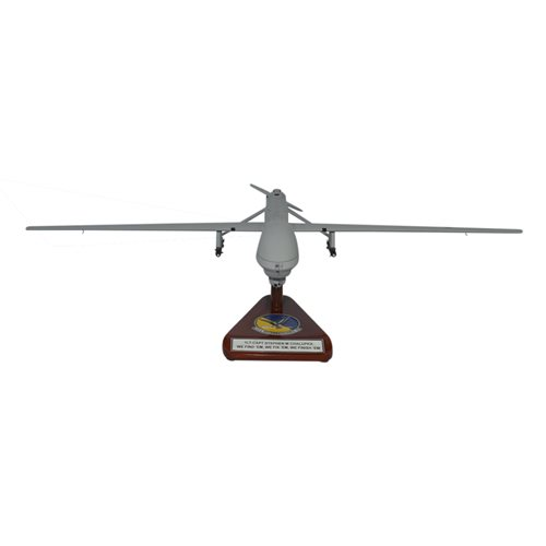Design Your Own MQ-1 Predator Custom Airplane Model - View 4