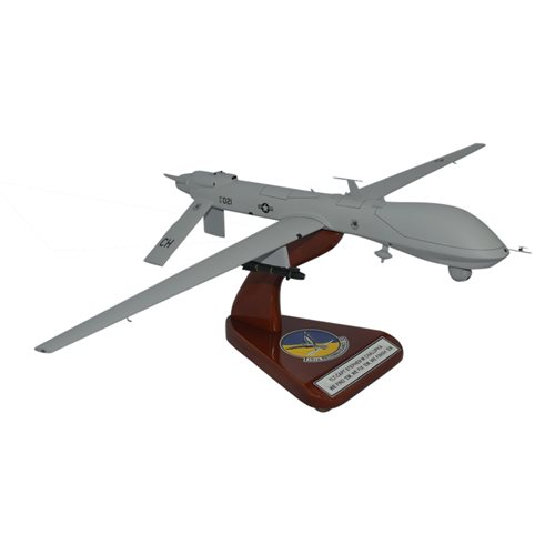 Design Your Own MQ-1 Predator Custom Airplane Model - View 7