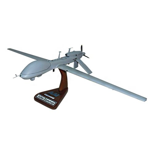 General Atomics MQ-1C Custom Airplane Model