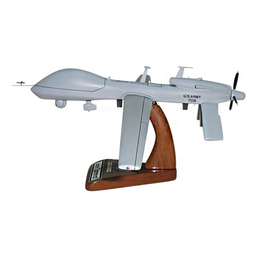General Atomics MQ-1C Custom Airplane Model  - View 2