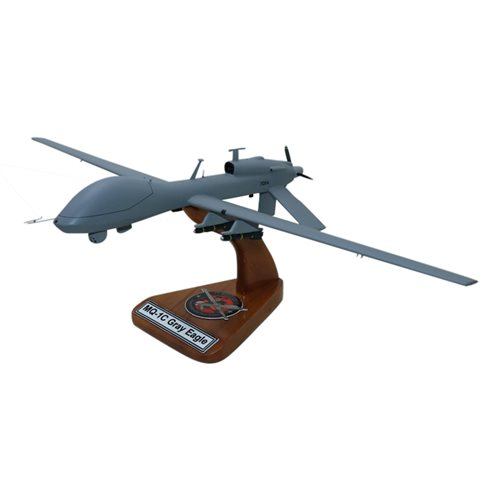 Design Your Own MQ-1C Gray Eagle Custom Airplane Model