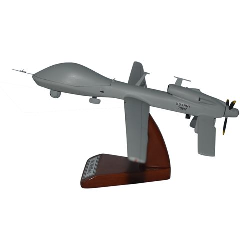 Design Your Own MQ-1C Gray Eagle Custom Airplane Model - View 3