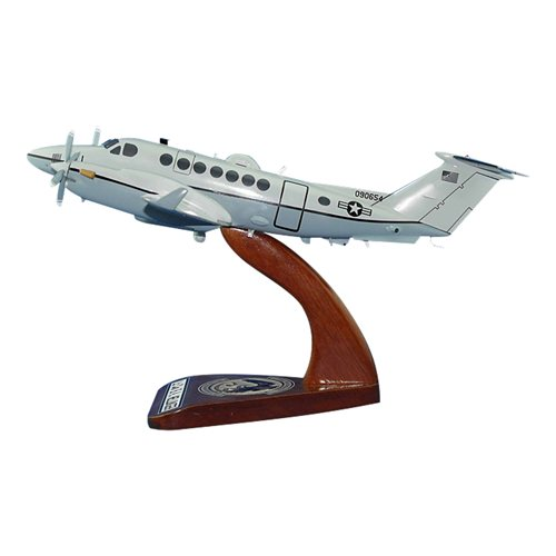 361 ERS MC-12W Custom Airplane Model - View 2