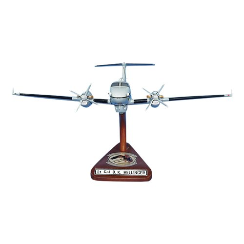 361 ERS MC-12W Custom Airplane Model - View 4