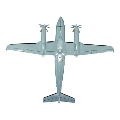 361 ERS MC-12W Custom Airplane Model - View 5