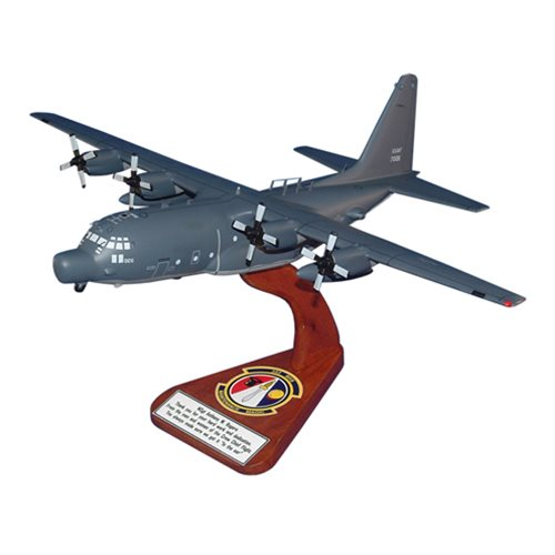Design Your Own MC-130 Custom Airplane Model