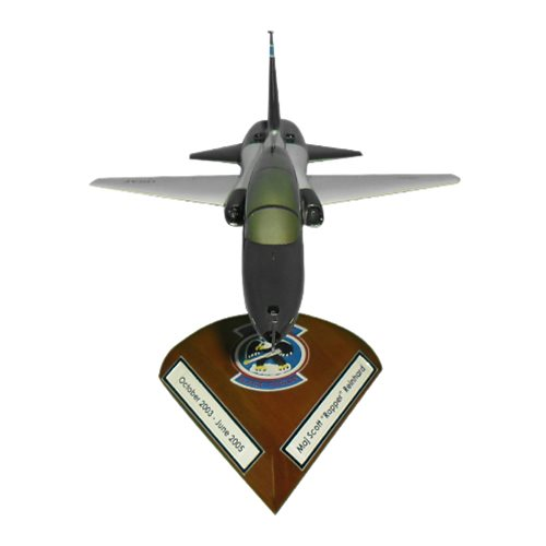 435 FTS T-38C Talon Custom Airplane Model  - View 3