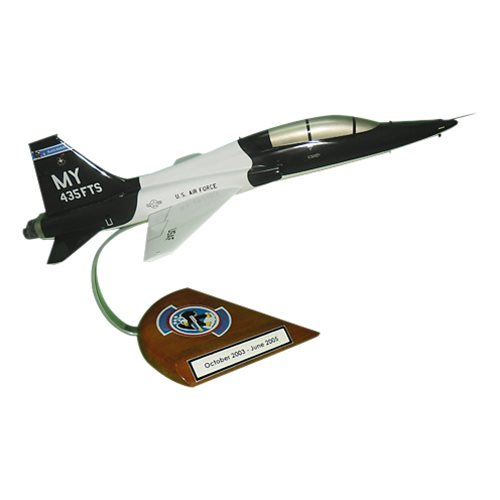 435 FTS T-38C Talon Custom Airplane Model  - View 4