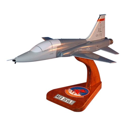434 FTS T-38C Talon Custom Airplane Model
