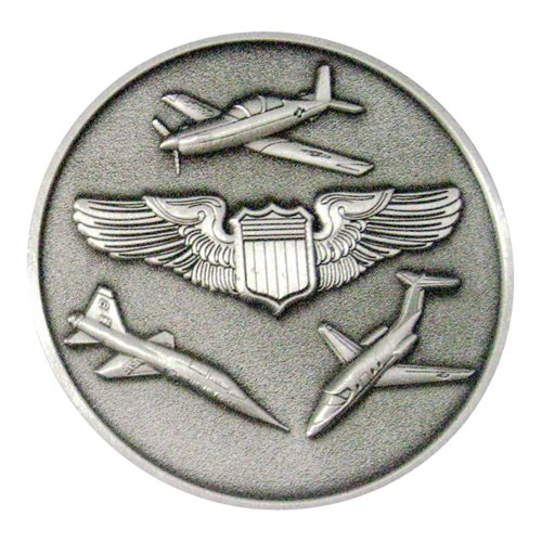 14 STUS Eagle Pride Challenge Coin  - View 2