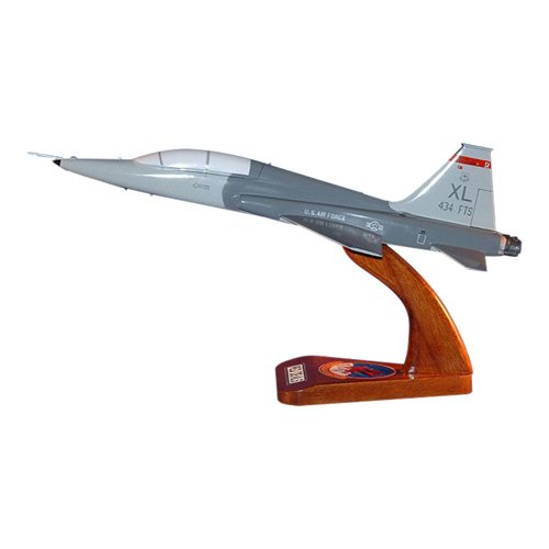 434 FTS T-38C Talon Custom Airplane Model  - View 2