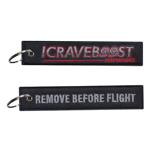 iCraveBoost LLC Key Flag
