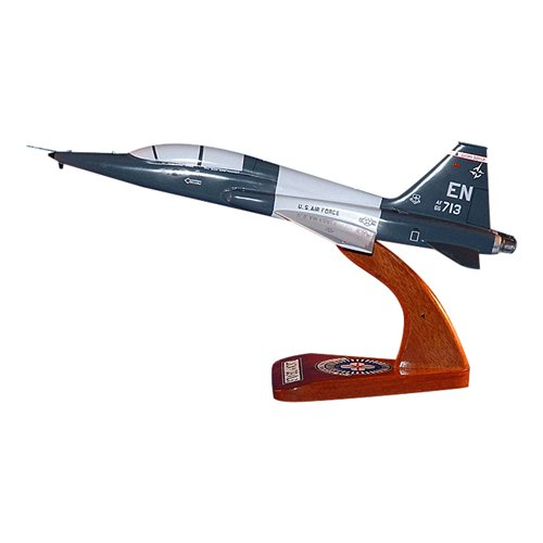88 FTS T-38C Talon Custom Airplane Model  - View 2