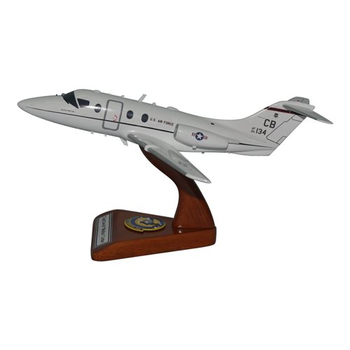 48 FTS T-1A Jayhawk Custom Airplane Model  - View 2