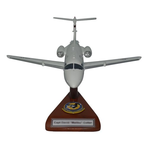48 FTS T-1A Jayhawk Custom Airplane Model  - View 3