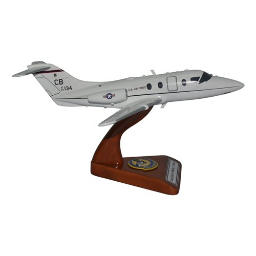 48 FTS T-1A Jayhawk Custom Airplane Model  - View 4