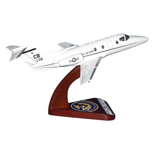 48 FTS T-1A Jayhawk Custom Airplane Model  - View 6