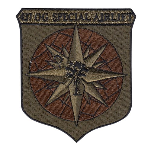 437 OG Special Airlift OCP Patch