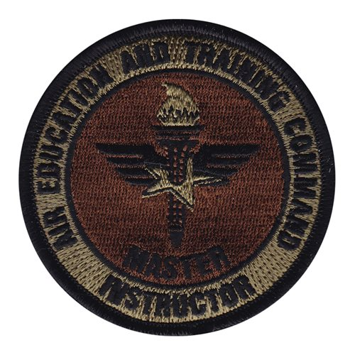 AETC Master Instructor OCP Patch